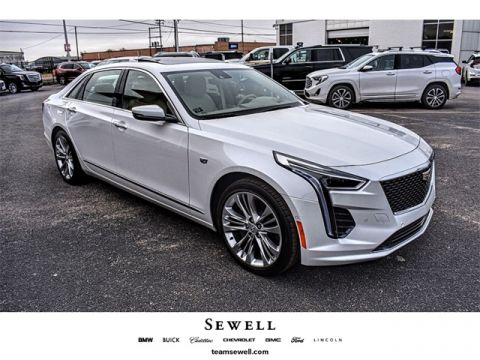 2020 Cadillac CT6 4.2L Twin Turbo Platinum